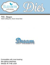 733 Elizabeth Craft Designs - Dream